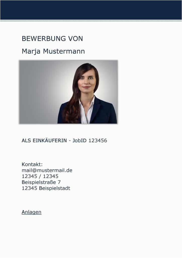 Deckblatt Lebenslauf Klassisch Deckblatt Bewerbung 100 Kostenlose Muster & Vorlagen