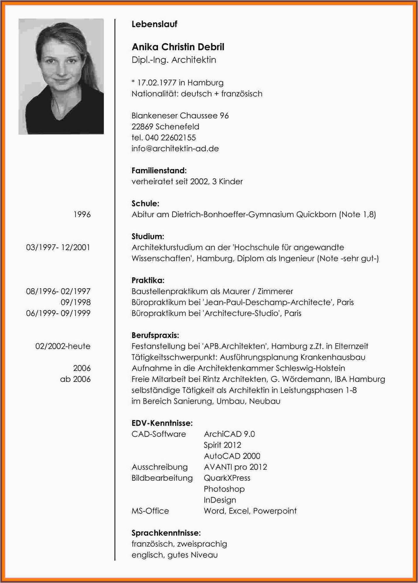 lebenslauf vorlage deutsch englisch tabellarischer deutsch beispiel pdf europass muster word student kostenlos vorlagen doc englisch