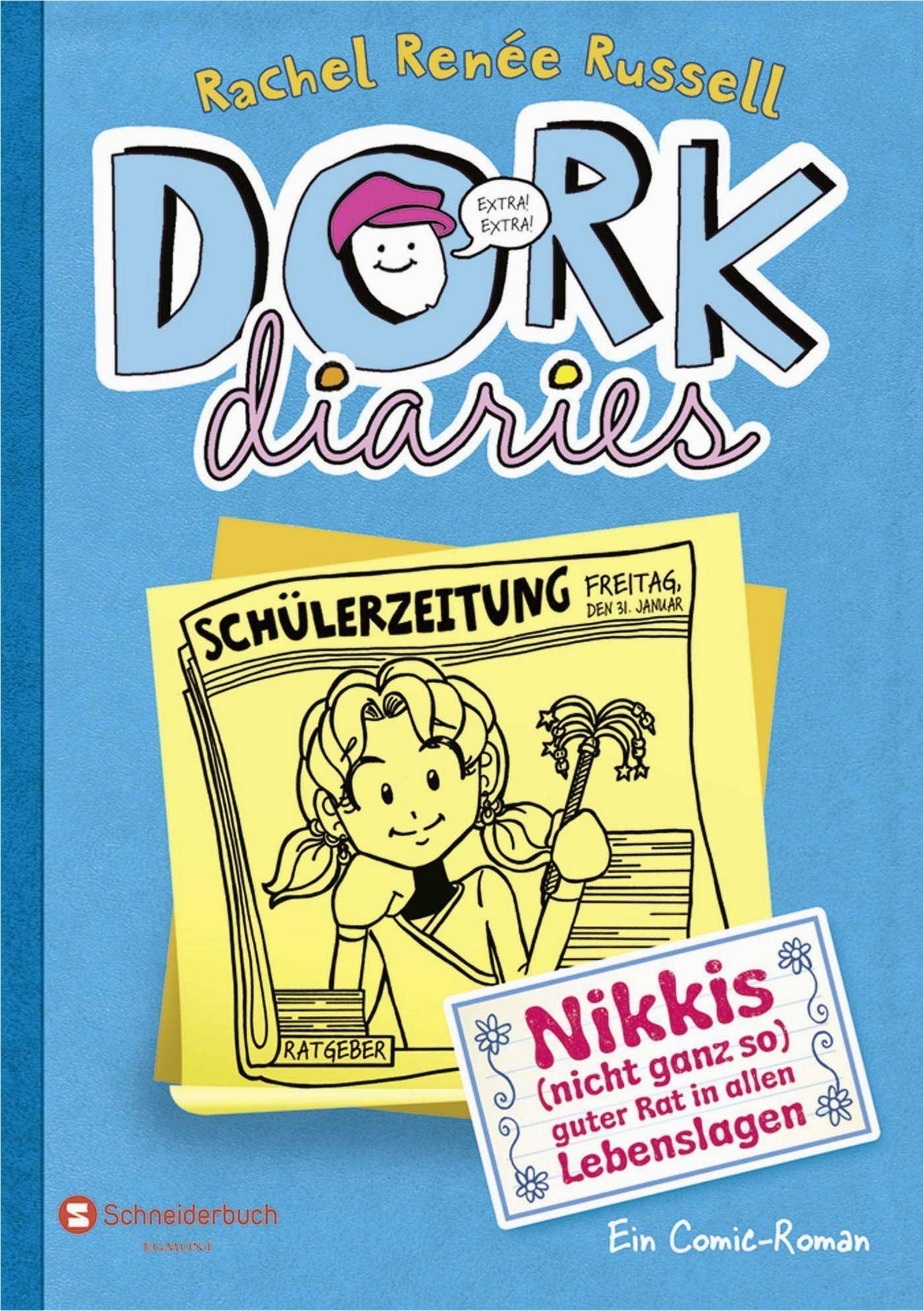 dork diaries band 5 nikkis nicht ganz so guter rat in allen 1