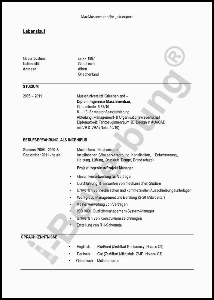 bewerbungsschreiben ingenieur vorlage bewerbung als maschinenbau beispiel berufseinsteiger muster elektrotechnik anschreiben berufserfahrung praktikum ein 712x1001