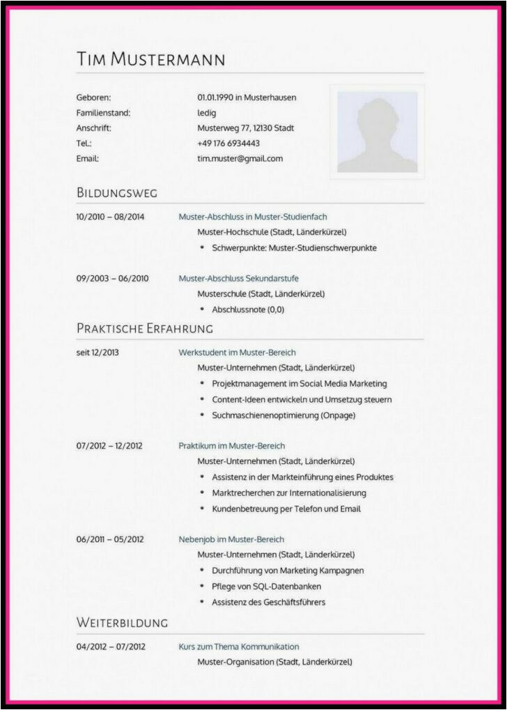 Lebenslauf Englisch Vorlage Xing Beispiel Lebenslauf Englisch Kostenlos Vorlage Schüler Pdf