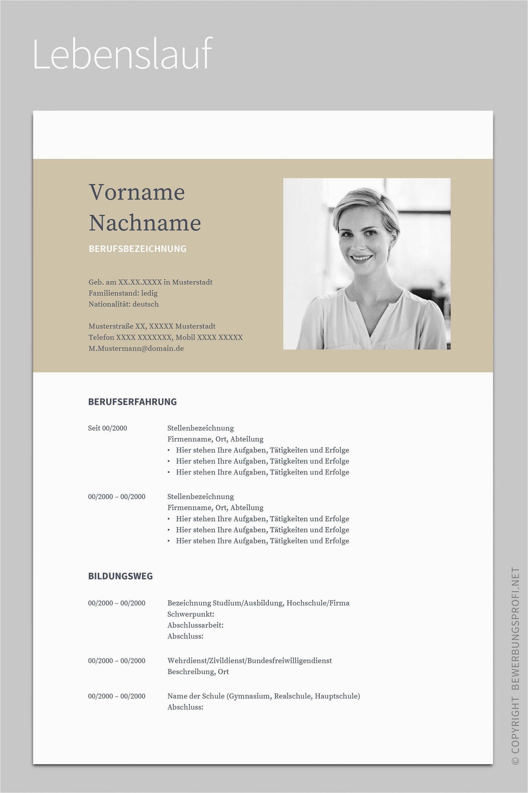 Open Office Lebenslauf Design Bewerbung Napea Mit Lebenslauf Deutsch