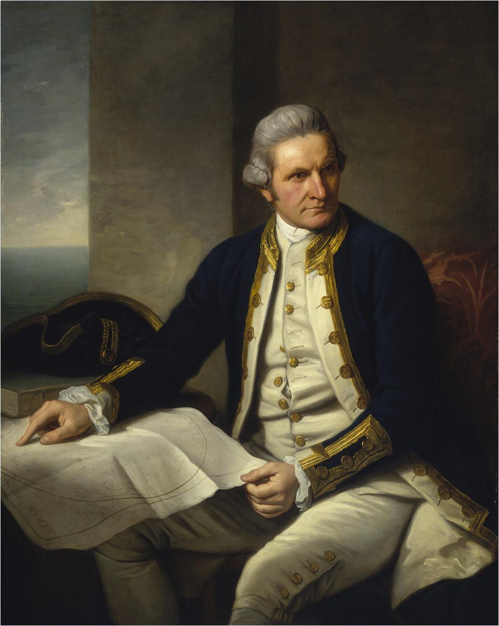 James Cook Lebenslauf Englisch James Cook –