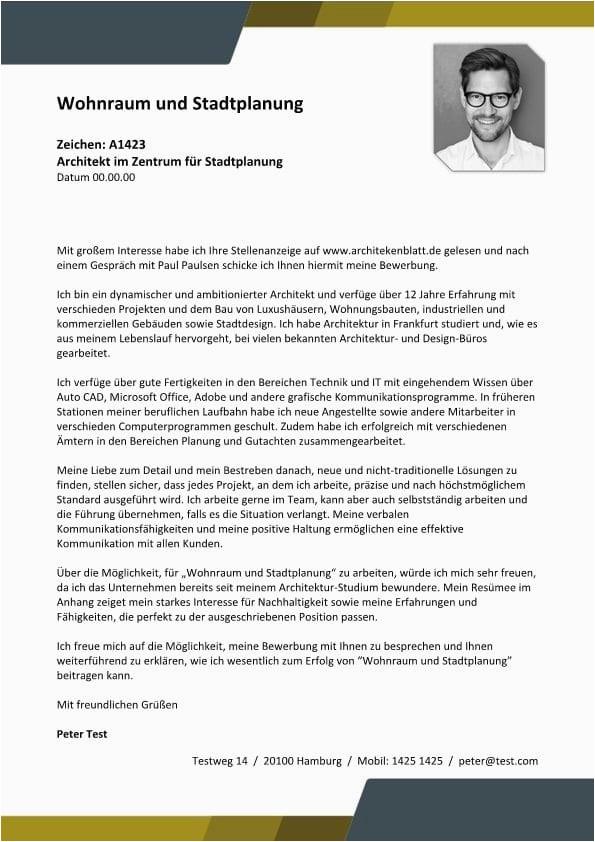 Lebenslauf It Architekt Architekt Fleissig Und Ambitioniert Cv & Bewerbung