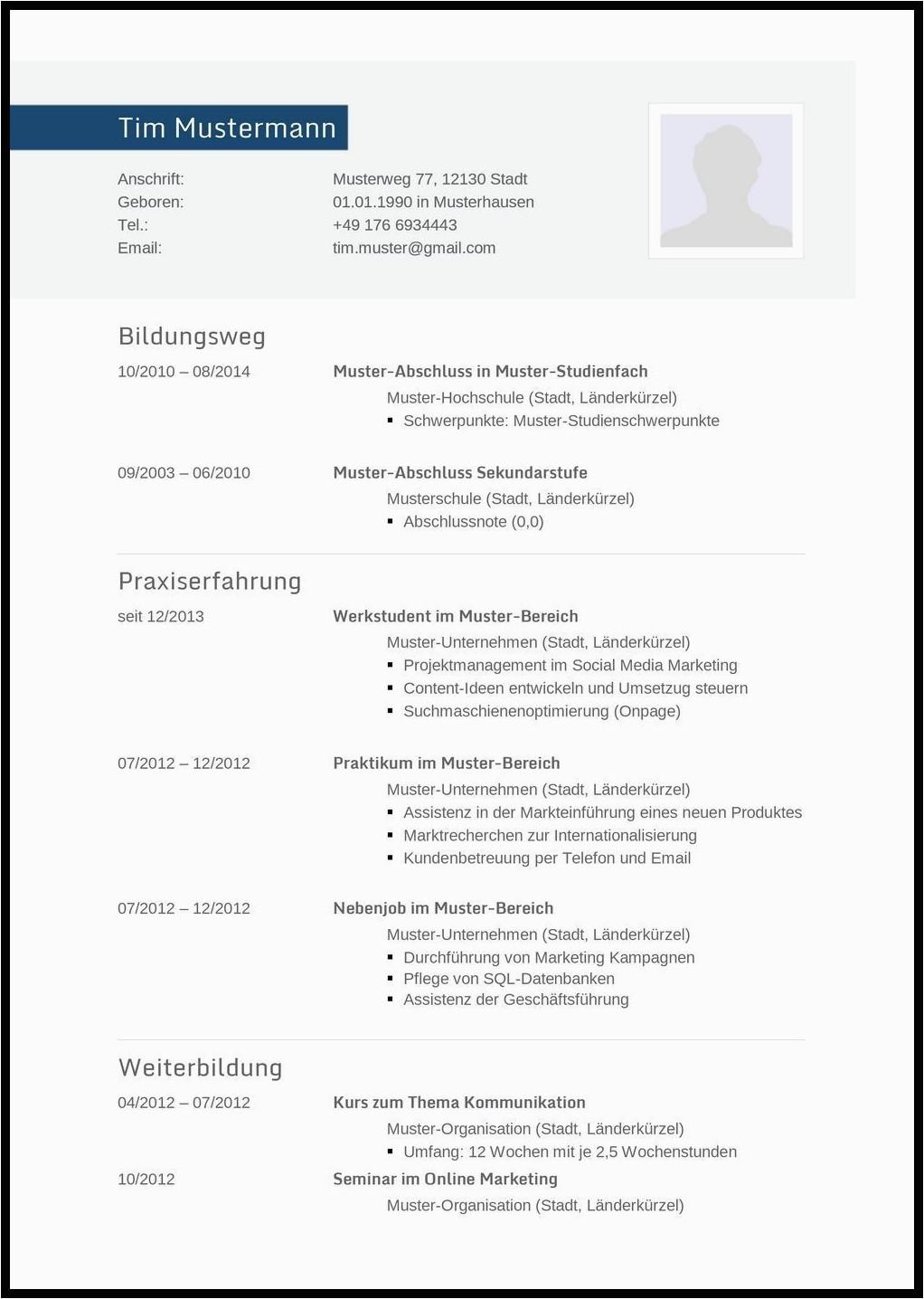 muster vorlage lebenslauf schweiz kostenlos schüler vorlagen gratis word tabellarischer xing deckblatt facharbeit reklamationsschreiben freelancer