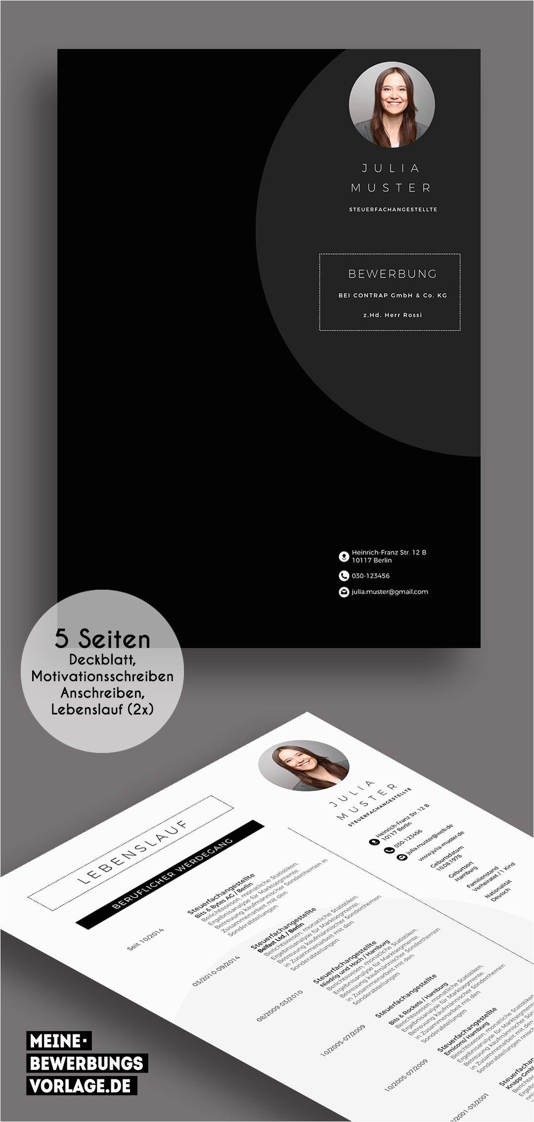 Lebenslauf Designs Gutschein No 7