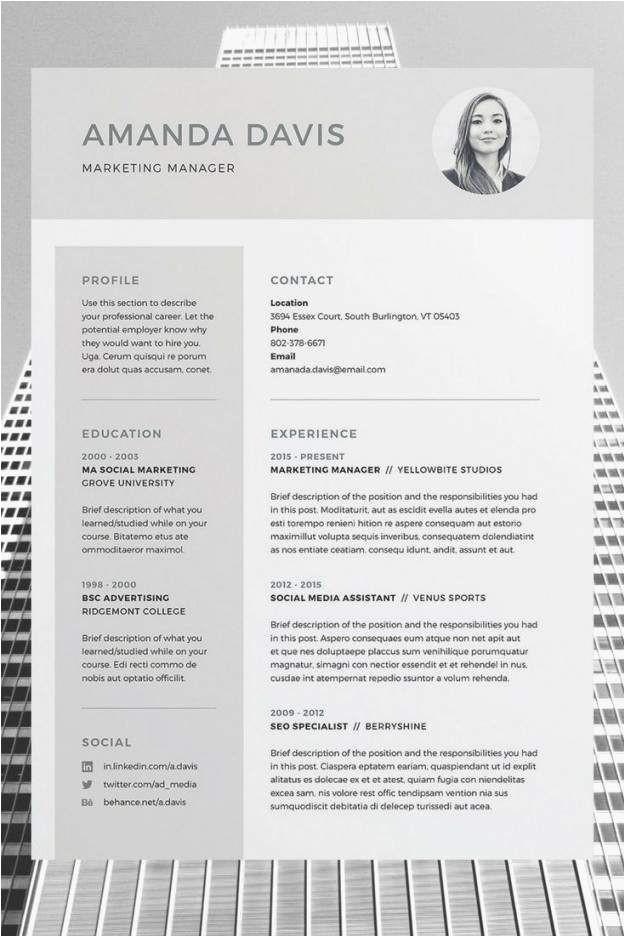 Lebenslauf Indesign Template Indesign Lebenslauf Vorlage Schön 23 Average Adobe Indesign