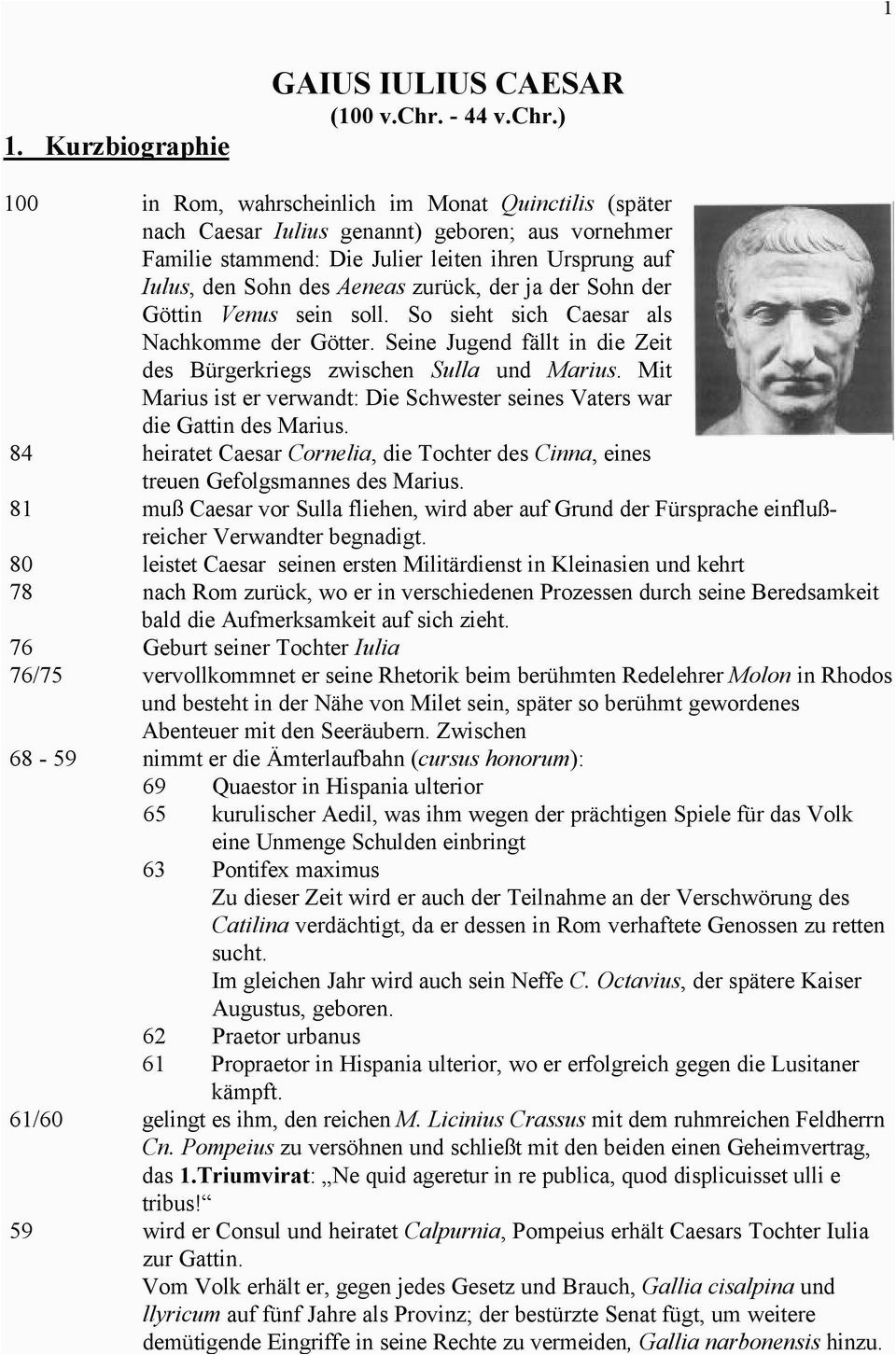Gaius iulius caesar 100 v chr 44 v chr