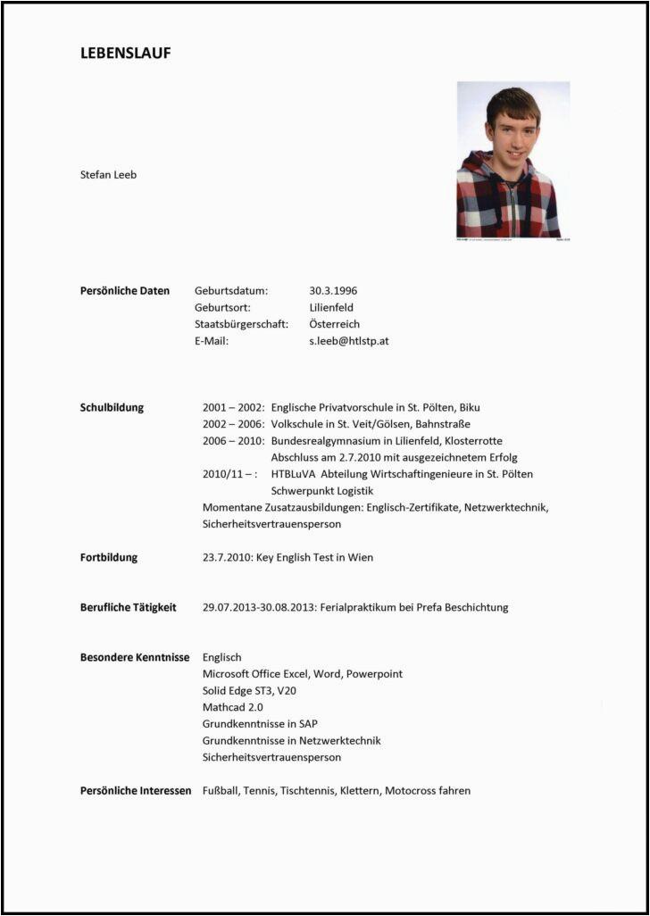 Englisch Zertifikat Lebenslauf 20 Lebenslauf Beispiel Englisch Dsgvo Bewerbungen