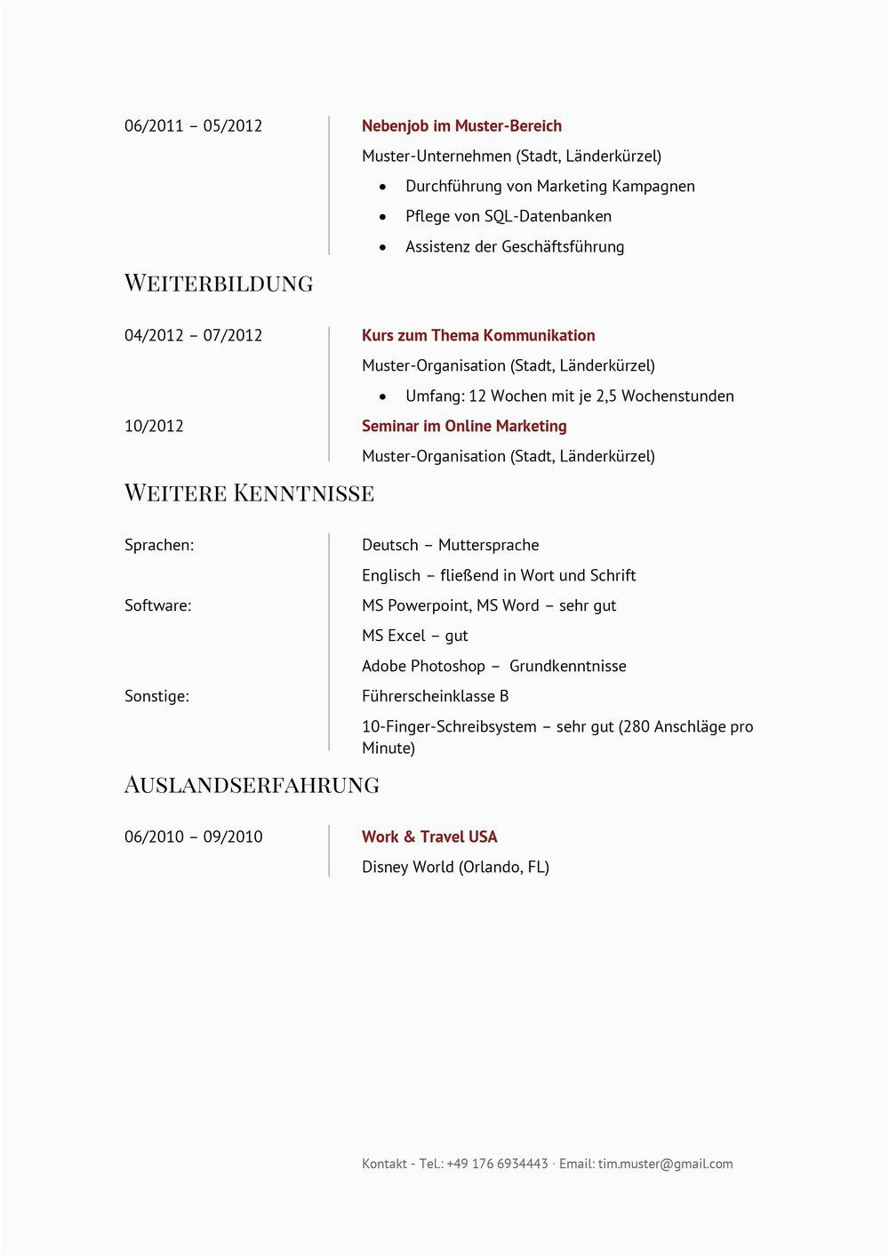 Lebenslauf Vorlage Jobscout24 Lebenslauf Muster Blau 02 Pandopu Developer