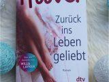 """Colleen Hoover Lebenslauf Deutsch Leseliebe """"zurück Ins Leben Geliebt"""" Von Colleen Hoover"""