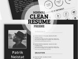 Gestaltung Moderner Lebenslauf 17 Free Clean Modern Cv Resume Templates Psd
