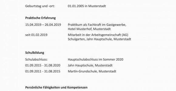 Https //lebenslauf.com Englisch Der Lebenslauf Bewerbung Kompakt