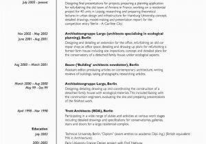 Https //lebenslauf.com Englisch Der Lebenslauf Curriculum Vitae Resume Focus Line