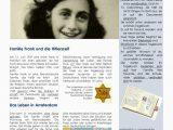 James Cook Lebenslauf Deutsch Anne Franks Biographie Deutsch Daf Arbeitsblatter