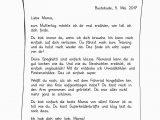 Klassenarbeit Deutsch Bewerbung Und Lebenslauf 21 Brief Schreiben 5 Klasse