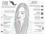 Kreativer Lebenslauf Mediengestalter My Cv Resume On Behance