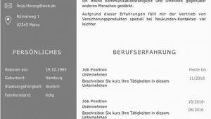 Lebenslauf Architektur Hamburg Bewerbungsvorlage Premium Xl Für Viel Berufserfahrung