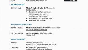 Lebenslauf Auf Deutsch Schreiben Der Tabellarische Lebenslauf Aufbau Inhalt format