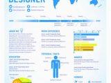 Lebenslauf Ausgefallenes Design Kreativer Lebenslauf Und Muster Wie Viel Kreativität ist