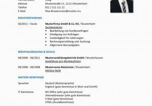 Lebenslauf Bewerbung Deutsch Der Tabellarische Lebenslauf Aufbau Inhalt format