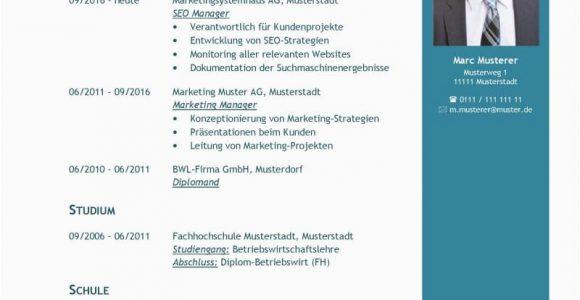 Lebenslauf Cv Muster Deutsch Tabellarischer Lebenslauf Vorlage Kostenlose Muster Zum