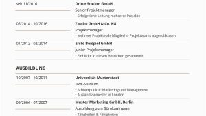 Lebenslauf.de Englisch Lebenslauf Vorlagen & Muster Kostenloser Download Als Pdf