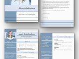 """Lebenslauf Design 2 Seiten Moderne Lebensläufe Lebenslaufvorlage """"full attention Vol"""