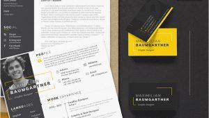 Lebenslauf Design Newsletter Abbestellen Lebenslauf Vorlage Namens Maximilian Baumgartner Graphic Designer