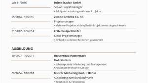 Lebenslauf Deutsch Download Lebenslauf Vorlagen & Muster Kostenloser Download Als Pdf
