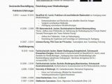 Lebenslauf Deutsch Ingenieur Lebenslauf Muster Als Vorlage