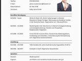 Lebenslauf Deutsch Vorlage Word Lebenslauf Lehrer Muster 2018 Schweiz Word Vorlage 2013 16