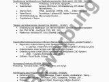Lebenslauf Dritte Seite Vorlagen Beispiele Und Muster Für Ein Qualifikationsprofil