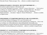 Lebenslauf Englisch Dict.cc Langenscheidts Universal Wörterbuch Slowakisch