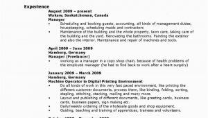 Lebenslauf Englisch Kanada Erfolgreiche Jobsuche In Saskatchewan Kanada Lebenslauf