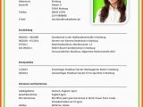 Lebenslauf Englisch Schule 23 Deutsch Lebenslauf Beispiel Englisch Muster Europass