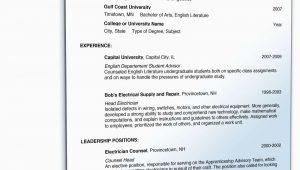 Lebenslauf Englisch Usa Muster Englischer Lebenslauf Muster Vorlage sofort Zum Download