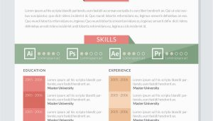 Lebenslauf Für Grafikdesigner Grafikdesigner Lebenslauf Vorlage Vektor
