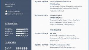 Lebenslauf Grafikdesign Wien Der Perfekte Lebenslauf Aufbau Tipps Und Vorlagen