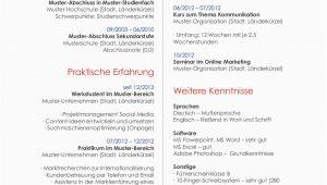 Lebenslauf Innovativ Gestalten Bewerbungsmuster Für Publisher