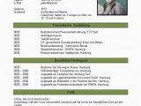 Lebenslauf Klassisch Hamburg Lebenslauf Chronologisch Mit Foto Grün Cv & Bewerbung