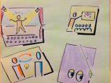 Lebenslauf Kreativ Vorstellen Flipchart│kreative Selbstpräsentation│perfekter Einstieg