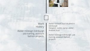 Lebenslauf Mode Design Modedesigner Lebenslauf Vorlage Flipsnack