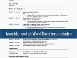 Lebenslauf Objective Deutsch Lebenslauf Englisch Bewerbung Englisch