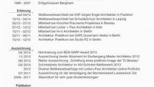 Lebenslauf Polnisch Deutsch Cv German 650 Resumespiration Dengan Gambar
