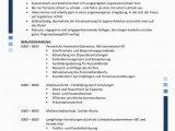 Lebenslauf Profil Deutsch Lebenslauf Persönliche assistentin Sekretäring Mit Profil