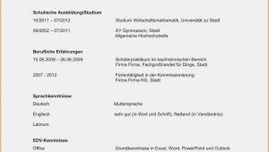Lebenslauf Sprachen Deutsch Angeben 30 Lebenslauf Sprachen Deutsch Angeben In 2020 with Images