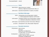 Lebenslauf Staatsangehörigkeit Deutsch Deutsch Lebenslauf Beispiel Muster Doc Englisch Vorlage