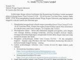 Lebenslauf Tipps Negara Kepada Yth Seluruh Warga Negara Indonesia Di Austria Dan