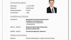Lebenslauf Vorlage Bundeswehr Bewerbung Bundeswehr Tipps Für Einen Guten Lebenslauf Für